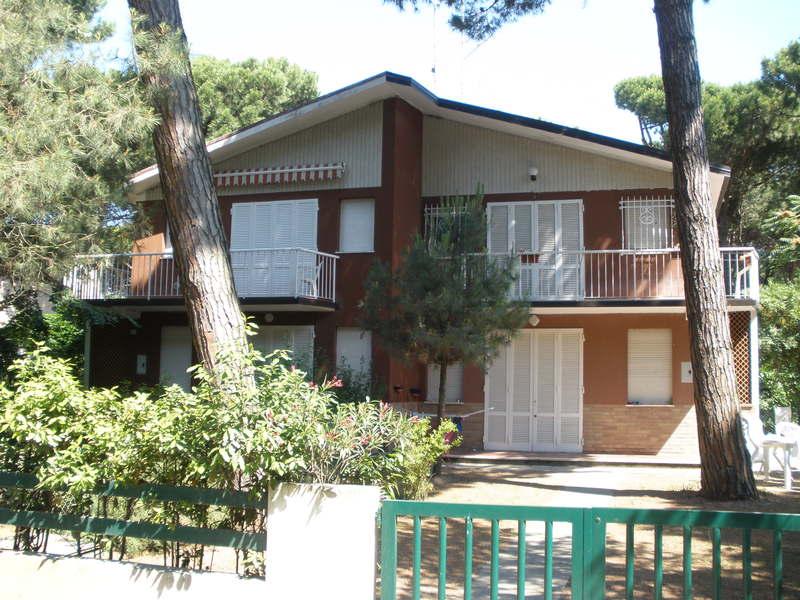 PERUGINO 25 *** GOLD Villa trilocale piano terra affitto a LIDO DI SPINA